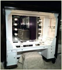 hollywood vanity vanity table with lights furniture style dressing table mirror with lights and white stool