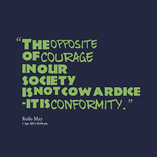 Conformity Quotes Impressive Quotes About Conformity Inspiration Quotes About Conformity Gorgeous