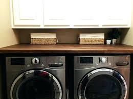 laundry countertop