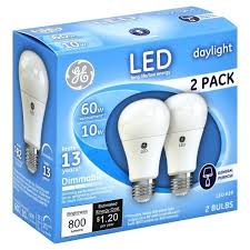 10 watt light bulb light bulbs led daylight watts 2 pack 10 watt light bulb for