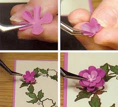 Paper Punches Flower Make An Impression About Punch Ins