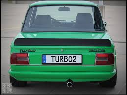 1976 BMW 2002 Turbo Widebody | German Cars For Sale Blog