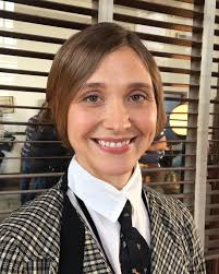 a 1920s beauty makeup on sarah sokolovic from the nbc show timeless sarah plays grace humiston the first female special istant united states attorney