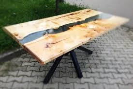 Möbel Aus Epoxidharz Online Gestalten Naturnah Möbel