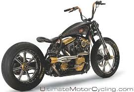 customized heavenly hogs black beauty custom cycle