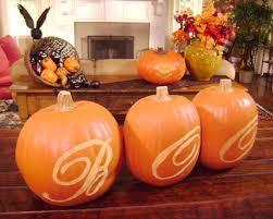 Halloween Pumpkin Patterns Magnificent Inspiration