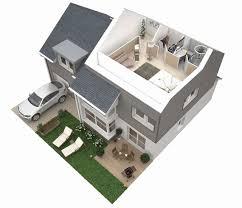 ... Modele Sweet Home 3d Élégant Plan De Maison A Etage Modele Plan Maison  Etage Gratuit Plan ...