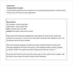 Word Memo Templates Free Internal Memo Format Letter Template Sample Word Indemo Co