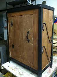 furniture fish tanks. Old Wood Pallets Used As Cabinet With Fish Tank Stand Metal Frame Furniture Tanks