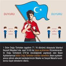 Doğu Türkistan Maarif ve dayanışma derneği - Publicaciones