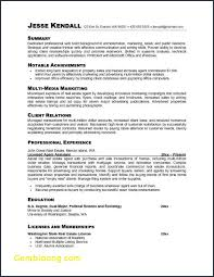 Sample Resume For Career Change Classy Career Change Resume Sample Free Professional Resume Templates