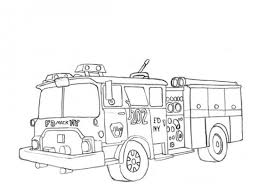 Small Picture free printable fire truck coloring pages for kids Gianfredanet