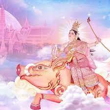 Thai Sashes - นางสงกรานต์ประจำปี2564 รากษสเทวี...