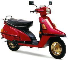 yamaha riva 180 200 motor scooter guide yamaha riva 180 red