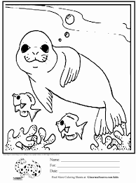 Farm Animal Coloring Sheets Awesome Endangered Ocean Animal