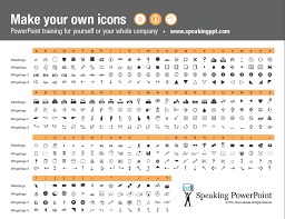 Printable Character Chart For Wingdings And Webdings Fonts