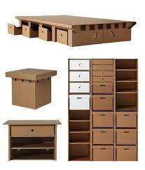 how to make cardboard furniture. Fantastic DIY Cardboard Furniture For Unique Home Decor : How To Make Storage