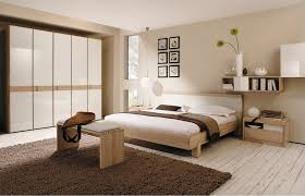 New Paint Colors For Bedrooms Using Orange As The Bedroom Wall Color To Make It Look Fresher