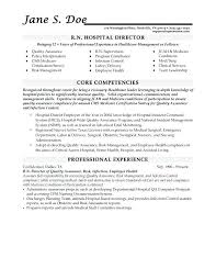 Administrative Resume Sample Healthcare Administration