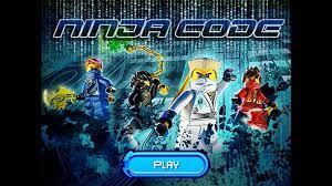 Cartoon Network Games ᴴᴰ - Ninja Code - Lego Ninjago Games ...