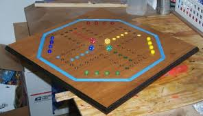Wooden Aggravation Board Game Classic wood Aggravation board game w marbles wooddesigner on 9