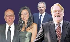 Rupert Murdoch hurt by 'closeness' of Wendi Deng and Tony Blair, editor  reveals | Rupert Murdoch | The Guardian