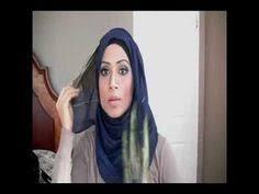 quick hijab style 29