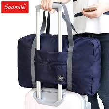 2020 new <b>nylon foldable travel bag</b> unisex Large Capacity Bag ...