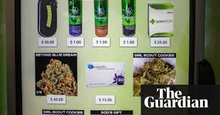 Colorado Marijuana Vending Machines New The Future Of Weed Vending Machines Could Transform Legal Marijuana