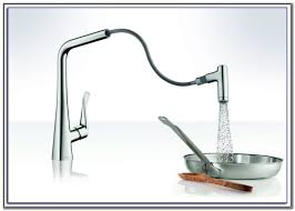 hansgrohe kitchen faucet leaking