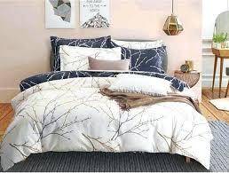 modern bedding sets queen brief tree branches pattern luxury style high quality modern bedding sets duvet