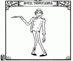 Kleurplaten Hotel Transylvania Kleurplaat 3