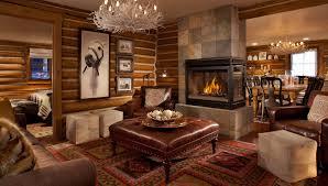 Safari Living Room Decor The Lodge Spa At Brush Creek Ranch ...