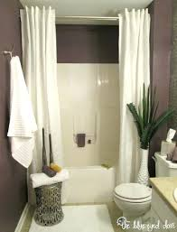 Double Shower Curtains Modern Best Shower Curtains Ideas On Bathroom