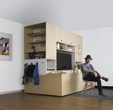 Image Furniture Design Ori Systems Flexible Robotic Living Space Placetech Placetech Meet Ori Robotic Furniture Solution For Compact Living