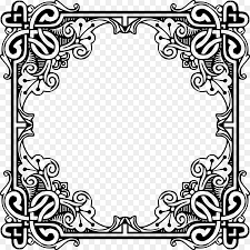 visual arts tughra vine frame