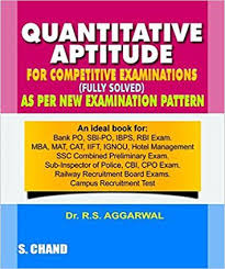 RS Aggarwal Quantitative Aptitude PDF | Engineering Ebooks PDF in ...