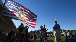 columbus day cultural appropriation white americans need to stop revellers take part during a pow wow celebrating the indigenous peoples day