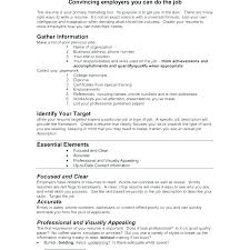 Google Docs Resume Template Create Your Resume Create My Resume Now