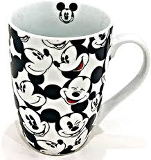Is the official specialty coffee of walt disney world® resort, disneyland® resort, and disney vacation guests can now enjoy the disney specialty coffee collection at home. Amazon Com Disney Mickey Mouse Mug For Coffee Tea Latte With Mickey All Over Design By Disney Coffee Cups Mugs