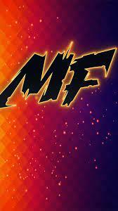 Mf as a ART Name Wallpaper!