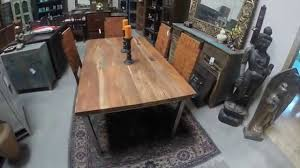 Industrial Rustic Furniture YouTube
