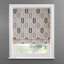 roman blinds and curtains. Delighful Curtains Elements Dahl Ochre Lined Roman Blind In Blinds And Curtains E