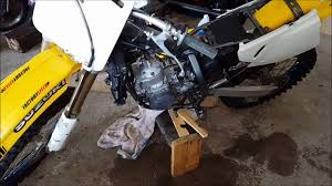 suzuki rm 250 power valve rod and bearings