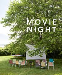Backyard Projector Screen Project Image With Cool Outdoor Theater Movie Backyard