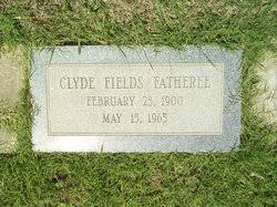 Clyde Fields Fatheree (1900-1965) - Find A Grave Memorial