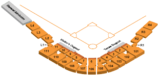 Mccombs Field Seating Chart Texassports Com Seating Charts