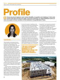 Profile: Tasha Chandler, Phil Snowden and Louisa Brown - The Institution of  Structural Engineers