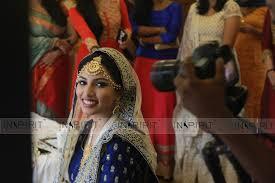 muslim bridal makeup kochi india
