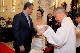 strong>Leonardo Franco</strong> oficializa seu casamento com <strong>Maria  Griffith</strong>